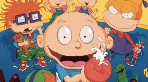 """Rugrats"" characters from Nickelodeon cartoon. Image via Twitter"