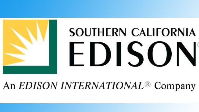 Southen California Edison logo.