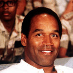 OJ Simpson visiting U.S. troops in 1990. Photo by Gerald Johnson / U.S. Navy