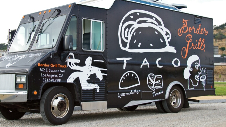 Gourmet Food Truck Border Grill To Begin Serving Mexican