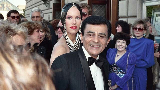 Casey Kasem at the 41st annual Emmy Awards. Photo by Alan Light