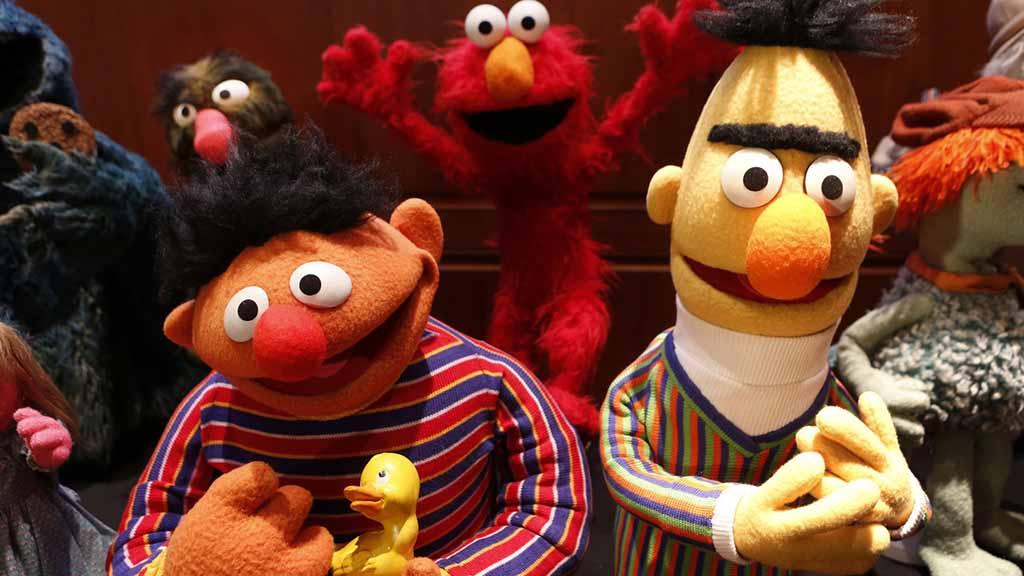 Big changes for Big Bird Elmo Cookie Monster Shorter Sesame