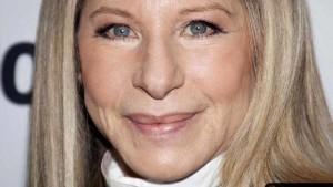 Barbra Streisand in 2013. Photo by Carlo Allegri via Reuters