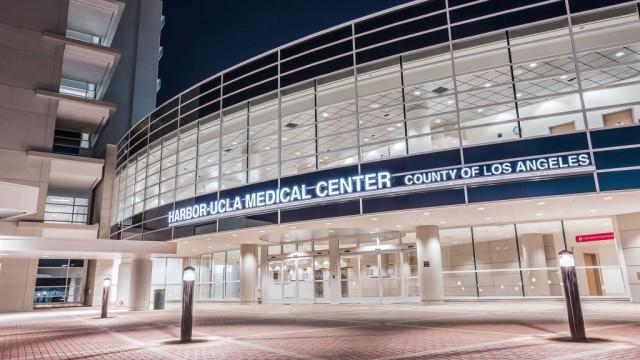 The Harbor-UCLA Medical Center. Photo courtesy of the center