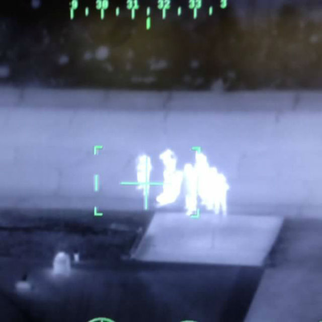 Crisis negotiator was able to talk a man holding his family hostage inside a Lake Los Angeles home to surrender peacefully. Photo courtesy of the LASD
