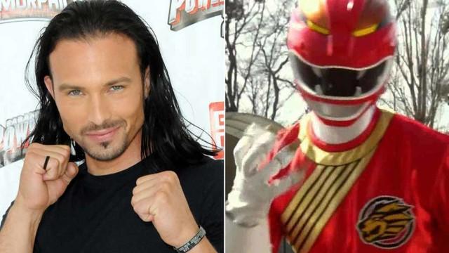 """Ricardo Medina of """"Power Rangers Samurai."""" Photo via hippowallpapers.com"""