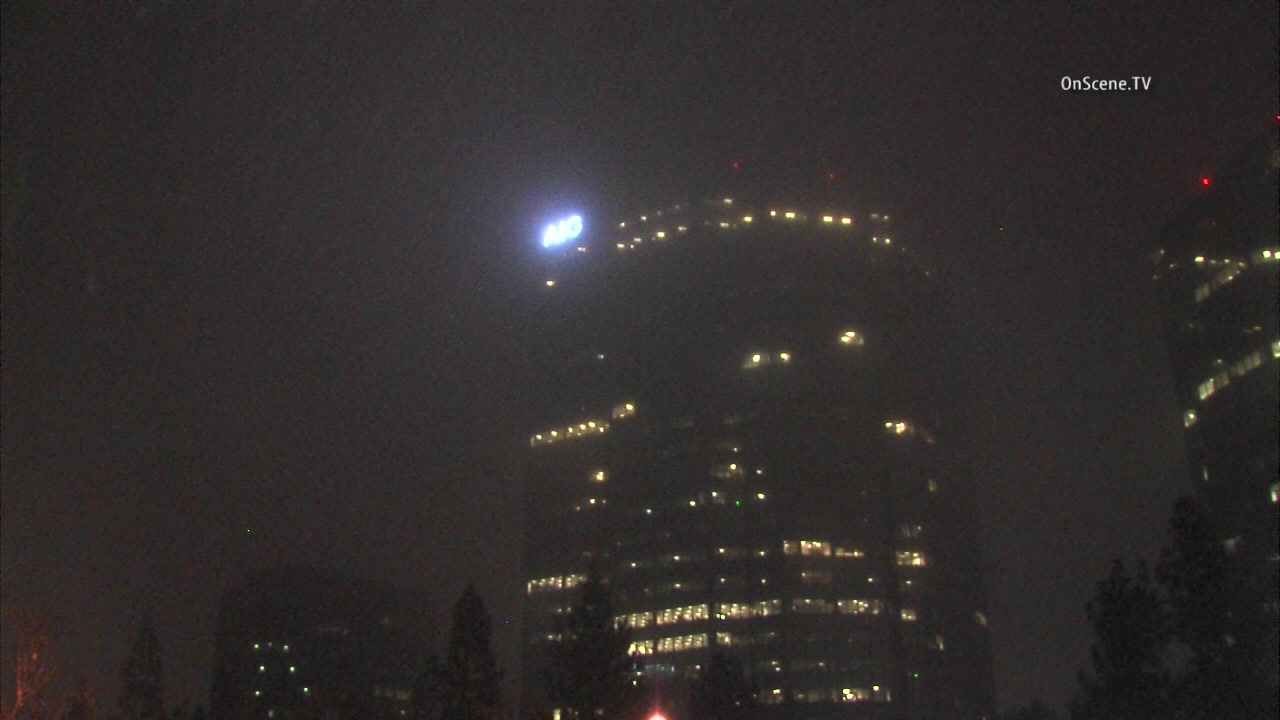 London Or La Dense Fog Descends Again For Dangerous