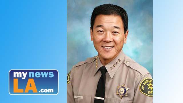 Paul Tanaka. Photo via Los Angeles County Sheriff's Department