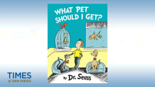 The cover of the new Dr. Seuss book. Courtesy UCSD