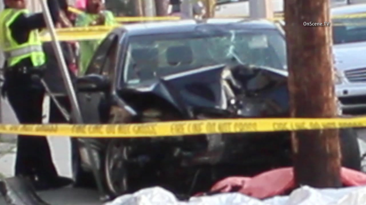 Police identify woman killed in South LA crash - MyNewsLA com