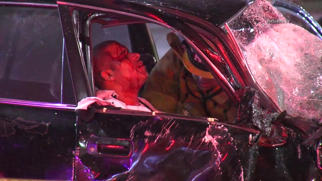Santa Monica Toyota >> 3 robbery suspects arrested after East Hollywood multi-vehicle crash leaves 2 injured - MyNewsLA.com