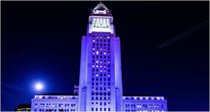 Purple City Hall