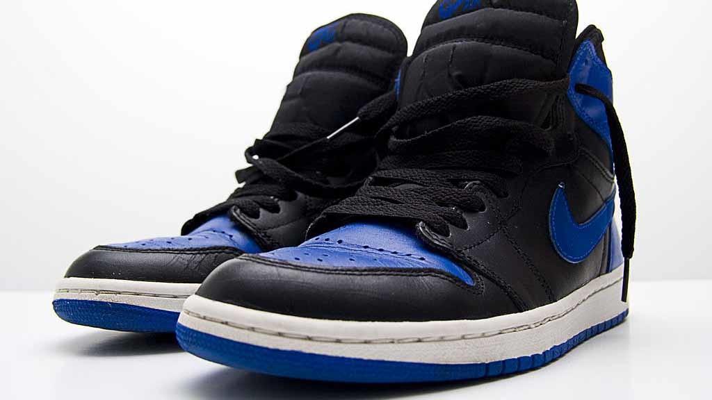 Air Jordans. Photo via Snopes.com