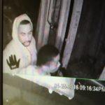 Image of suspected burglar. Courtesy of Alhambra Police Department