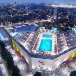 LA Olympics stadium conception
