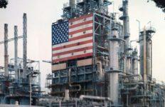 Refinery in Carson