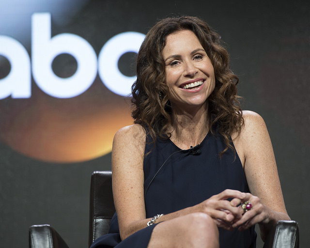 Academy Award nominee, Minnie Driver was sworn in as a new American citizen on Thursday. Photo via https://www.flickr.com/photos/disneyabc/28149962324