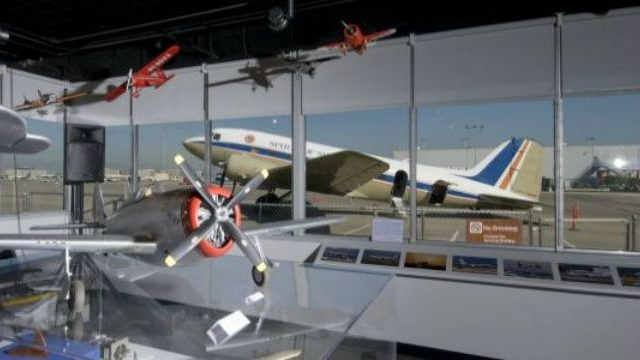 Flight Path Museum at LAX