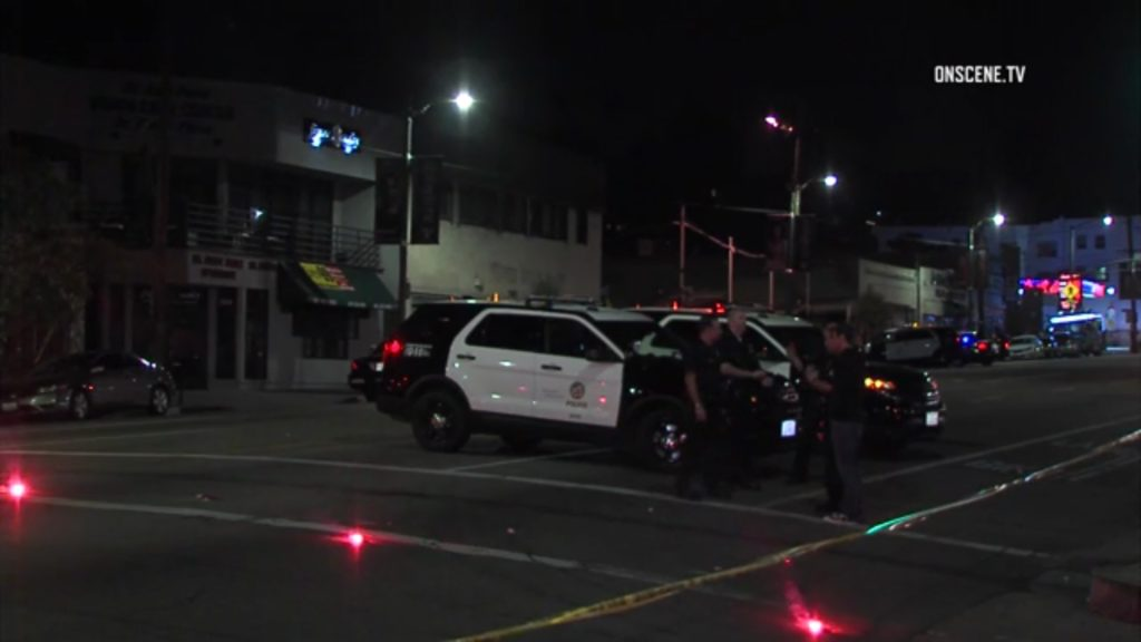 Gunman Shot By Police Cops In 39 Right Place Right Time