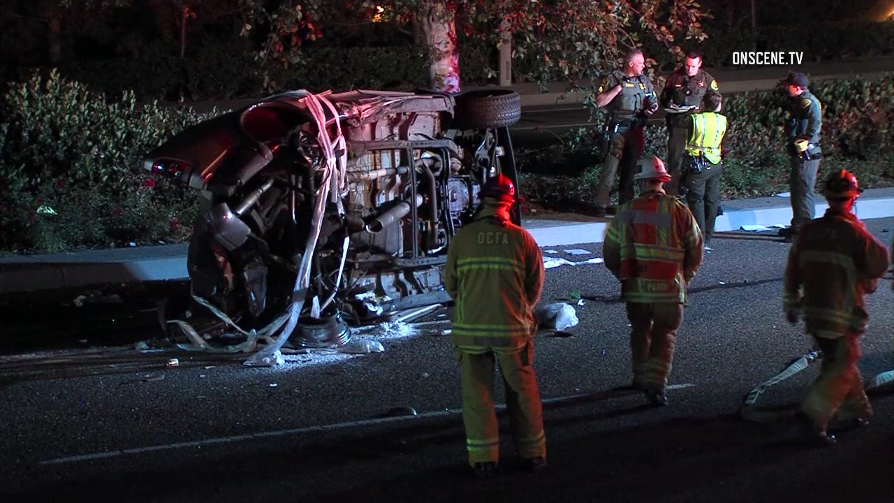 Fatal Car Accident Orange County