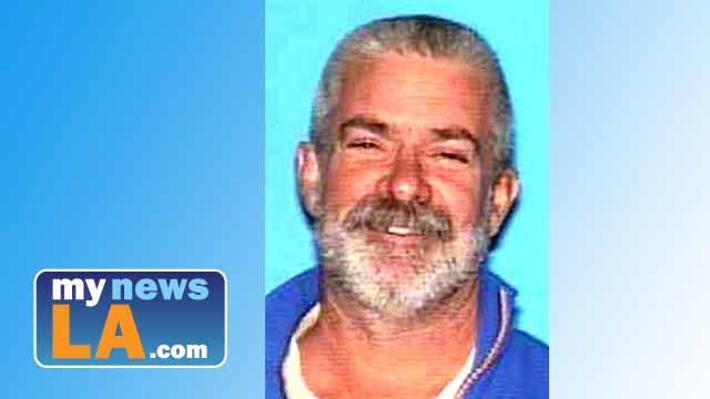 John Richard King. Photo via Los Angeles County Sheriff's Department