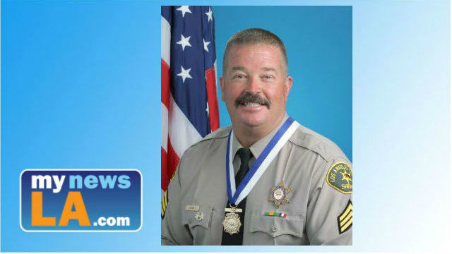 Sgt. Steve Owen. Photo courtesy LASD