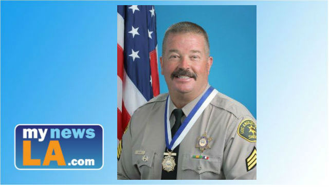 Sgt. Steve Owen. Photo courtesy LASD