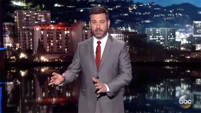 Watch kimmel warn kardashian robbers beware khlo for Jimmy s fine jewelry
