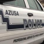 Azusa Police cruiser
