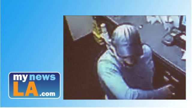 Authorities released surveillance footage of the Jack in the Box killer.