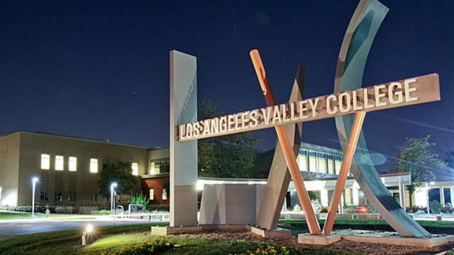 Los Angeles Valley Community College. Photo courtesy of the college