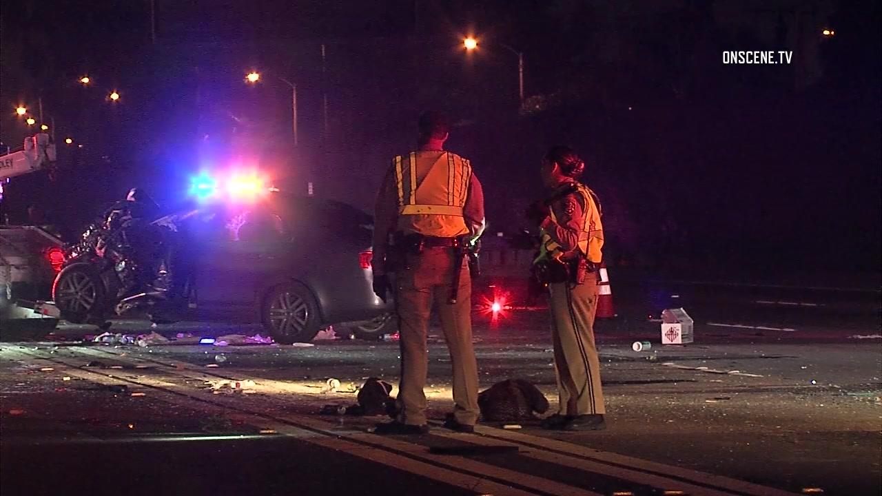 Deadly crashes on 605 in Long Beach: No seat belt? - MyNewsLA com