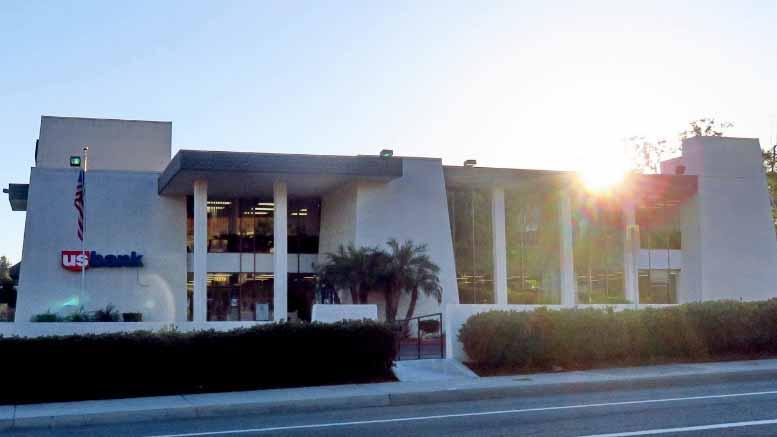 Mystery Womans Body Found Behind Mission Viejo Bank Mynewslacom - Us-bank-google-maps