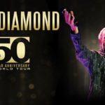 Neil Diamond 50 Year Anniversary World Tour. Image via Facebook