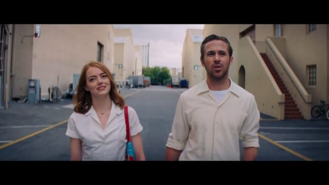 "Directed by Damien Chazelle, ""La La Land"" stars Ryan Gosling and Emma Stone. Photo: Summit Entertainment"