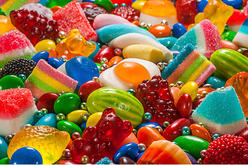 An example of candy, not the candy from the story that was recalled. Photo via http://media.istockphoto.com/.