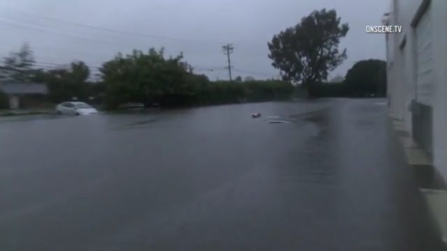 Flood rescue dramas as storm traps victims Garden grove breaking news now