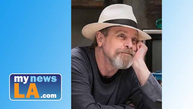 Star Wars icon Mark Hamill thanks fans for Hollywood star