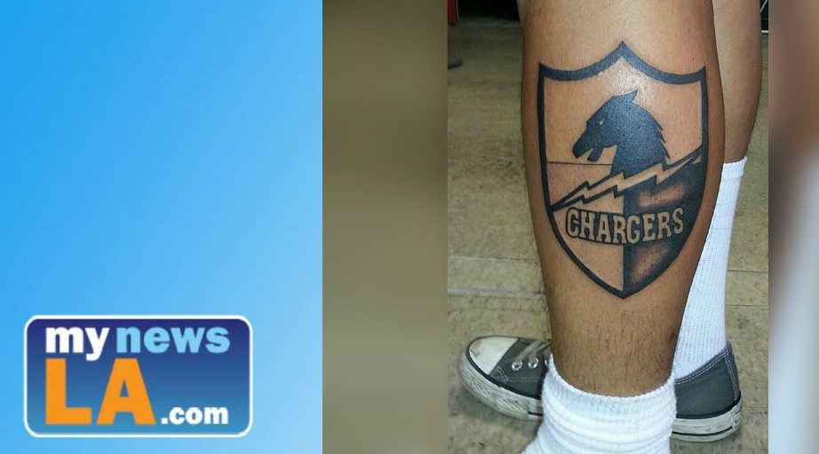 Hate the chargers for la move get rid of those bolt for How to get rid of a tattoo at home