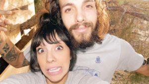 Zach Fernandez and Sarah Fern. Photo via Instagram