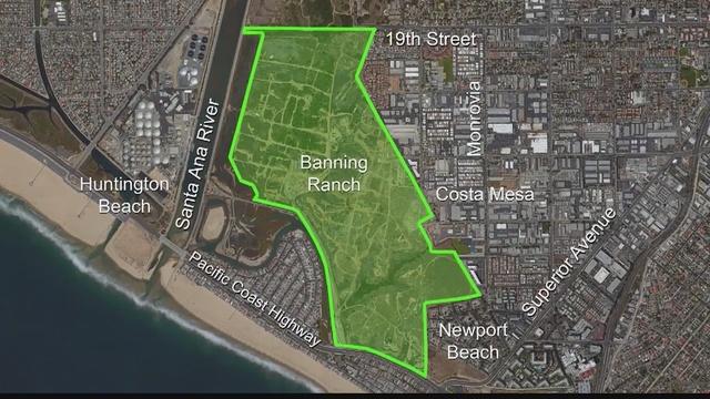The Newport Beach Banning Ranch area. Photo: California Coastal Commission