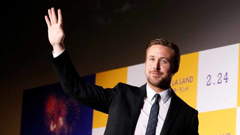 "Actor Ryan Gosling attends a premiere event for ""La La Land"" in Tokyo, Japan, on Jan. 26, 2017.  Photo by Kim Kyung-Hoon via Reuters"
