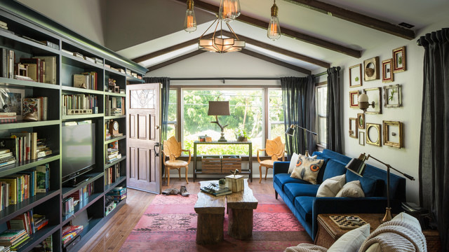 Photos by Michael Kelley; photo styling by Jennifer Maxcy of hoot-n' anny home,. Origional photos on Houzz