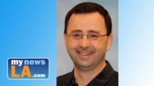 Dr. Larry Nassar. Photo via Michigan State University