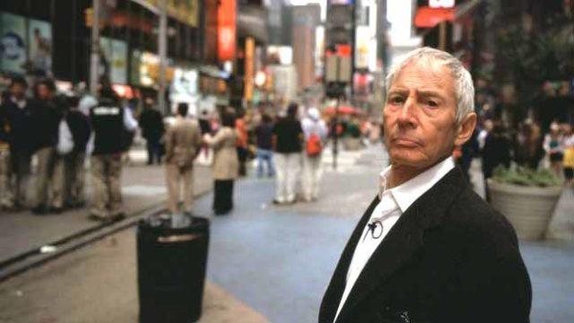 Robert Durst. Photo via HBO