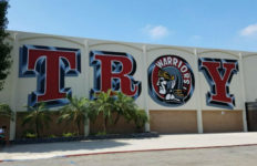 Troy High School. Courtesy of the Fullerton Joint Union High School District.