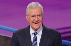 "Alex Trebek of ""Jeopardy!"""