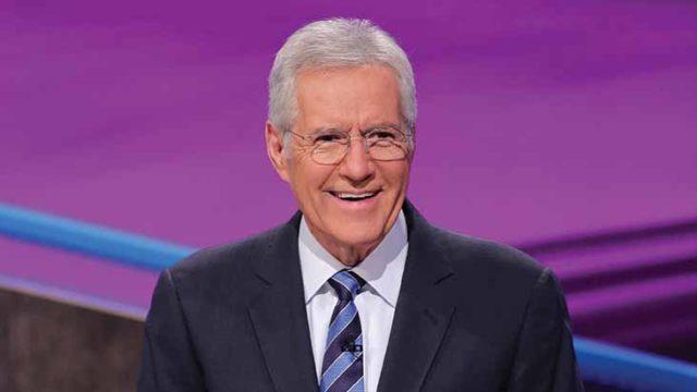 "Alex Trebek of ""Jeopardy!"""