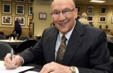 LA Kings announcer Bob Miller