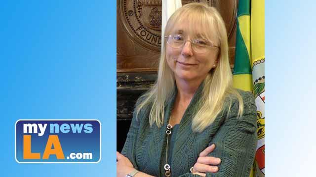 U.S. Attorney Eileen Decker. Photo via scpr.org